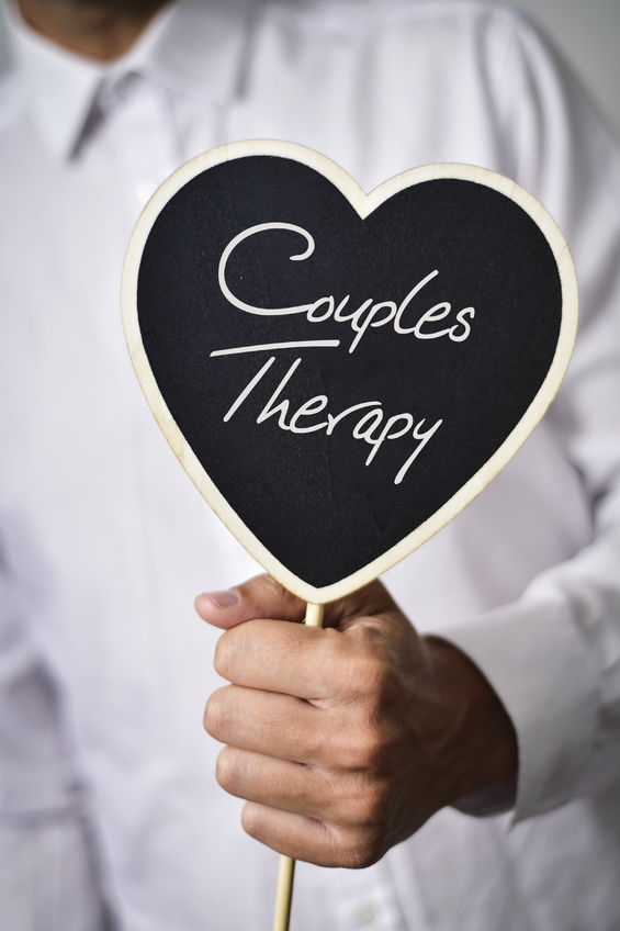 couples counseling therapy sign